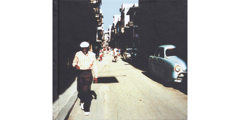 Buena Vista Social Club Schallplatte