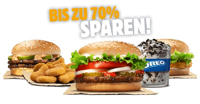 "Burger King ""Klaut dem Clown die Show"""