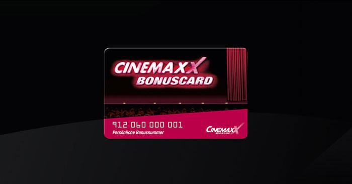 CinemaxX Bonuscard