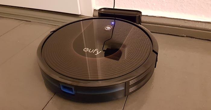 eufy Saugroboter RoboVac 30C Erfahrungsbericht