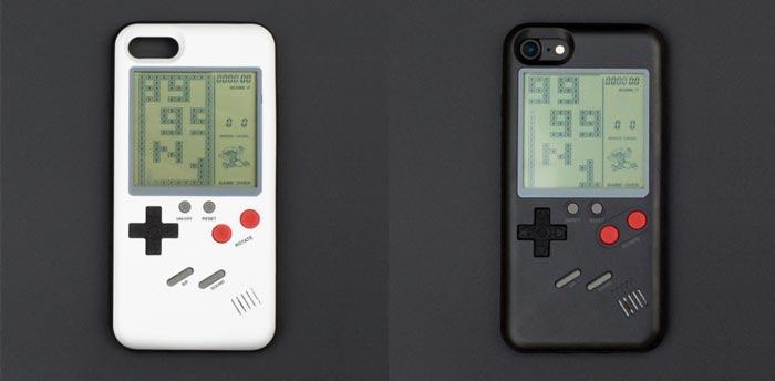 Gameboy Tetris Handyhülle