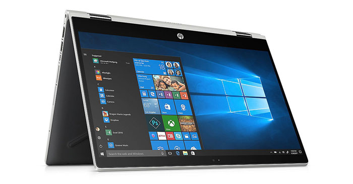 HP Pavilion x360 15-cr0404ng