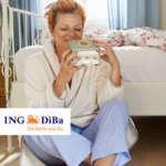 Kostenloses ING Tagesgeldkonto mit 1% Zinsen p.a.