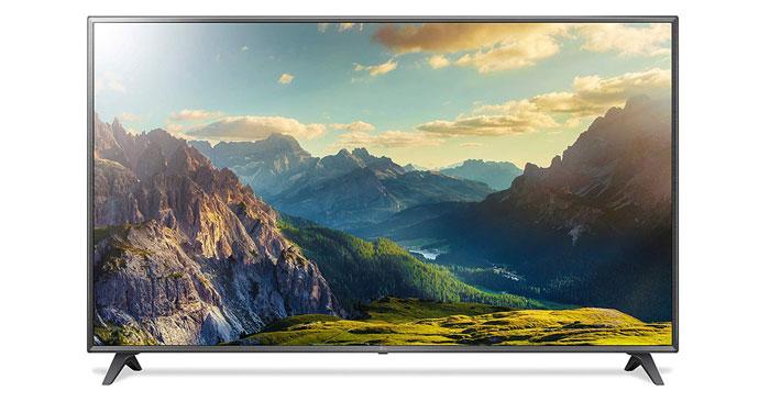 LG 75UK6200PLB Fernseher