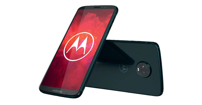 motorola moto z3 play smartphone nfc usb c 64 gb f r. Black Bedroom Furniture Sets. Home Design Ideas