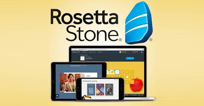 Rosetta Stone Sprachlernprogramm