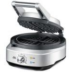 Sage Appliances No-Mess Waffeleisen