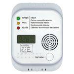 Smartwares SW RM370 Kohlenmonoxidmelder für 13€ – z.B. bei Gasöfen, Herden und Heizkesseln