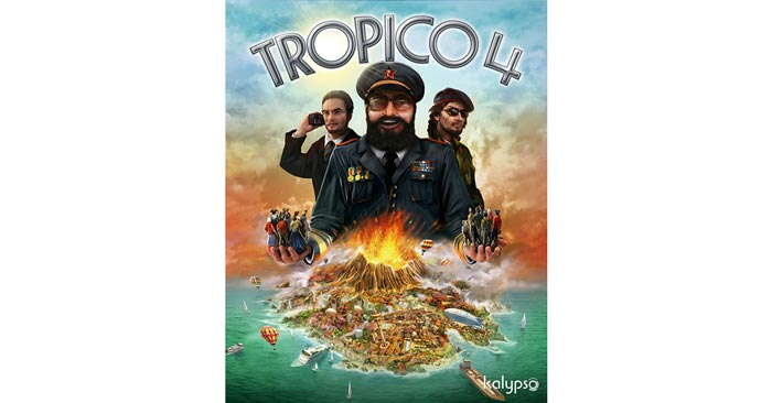 PC-Spiel Tropico 4
