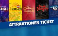 4 Attraktionen Ticket Berlin