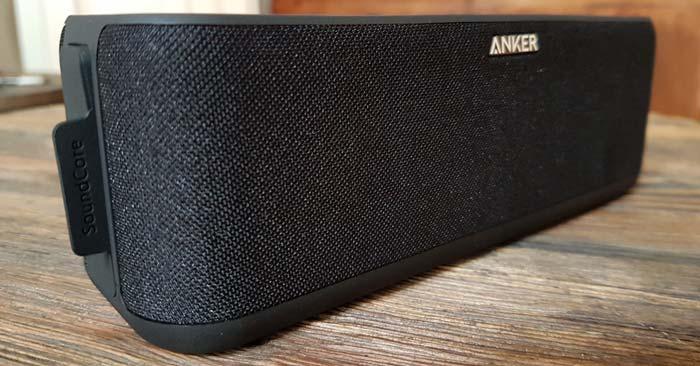 Anker SoundCore Boost Lautsprecher