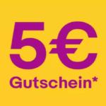 eBay gibt einen aus! Gratis-Artikel durch 5€ Gutschein