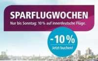 Eurowings Sparflugwochen