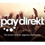 Eventim Paydirekt Aktion: 20€ Eventim Gutschein bei Zahlung mit Paydirekt