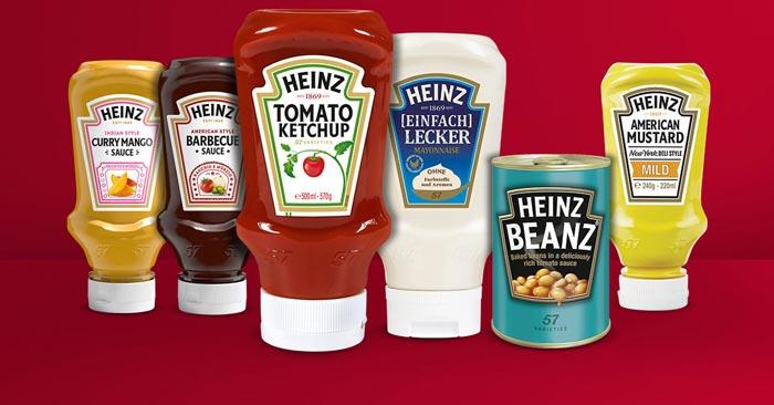 Heinz Aktionsprodukte