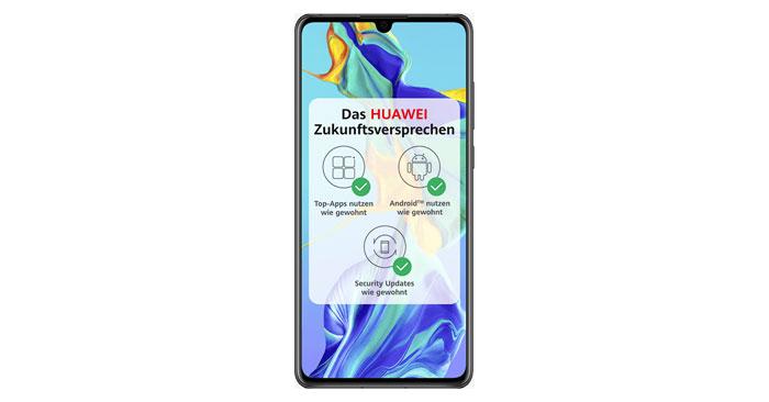 Huawei P30 Green LTE 6GB Tarif