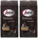 4kg Segafredo Espresso Casa Kaffeebohnen für 35,99€