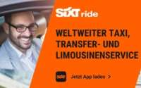 Sixt Ride Gutschein