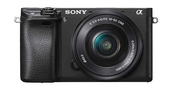 Sony Alpha 6300 Systemkamera