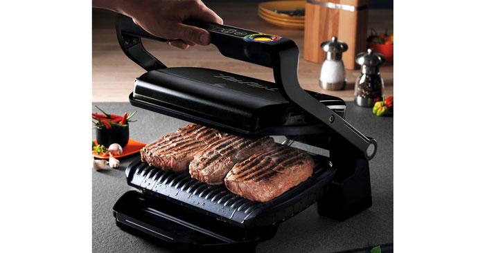 Perfektes Steak mit Tefal OptiGrill+