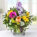 13€ Valentins Wertgutschein für 5,20€ bei Groupon – z.B. Frühlingsgruß Blumenstrauß für 12,18€