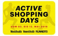 Active Shopping Days 2019