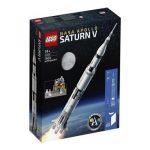 Lego Nasa Apollo Saturn V Rakete
