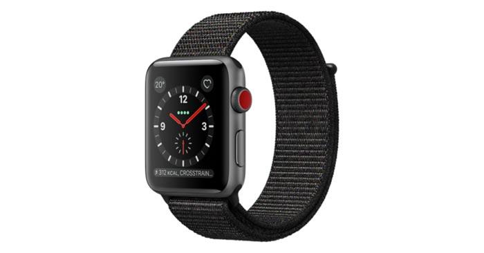 Apple Watch Series 3 LTE Sport Loop