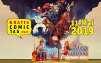 Gratis Comic Tag 2019