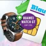 Huawei Watch GT Blau Tarif