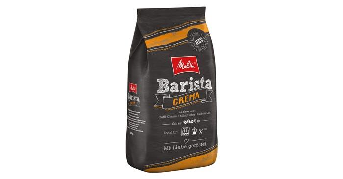 Melitta Barista Kaffeebohnen