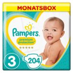 Pampers Premium Protection Monatsbox