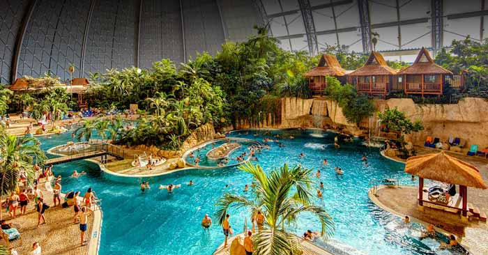Tropical Islands Gutschein