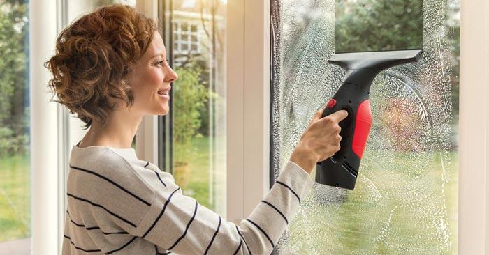 Vileda Windowmatic Power Fenstersauger