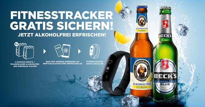 Gratis Fitnesstracker