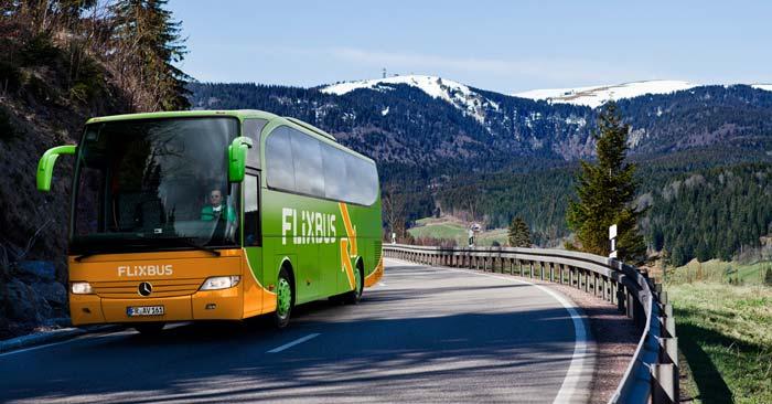 FlixBus Neukunden Gutschein
