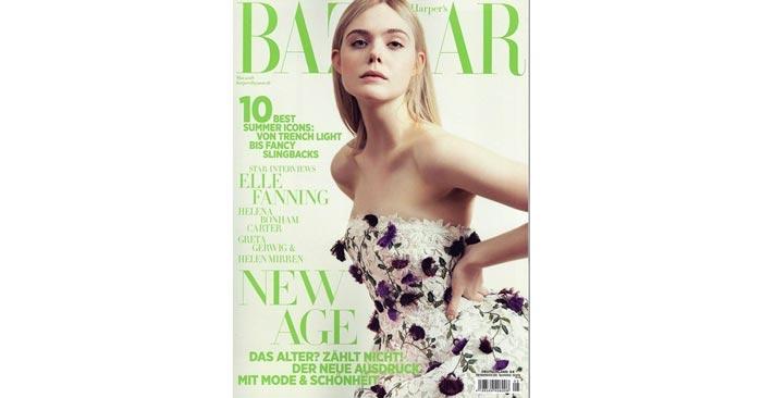 Harpers Bazaar Jahresabo