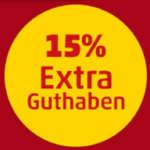 iTunes Guthabenkarten mit 15% Extra-Guthaben bei Penny (auch online)