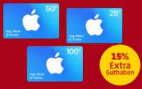 iTunes Guthabenkarten Penny
