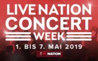 Live Nation Concert Week