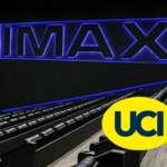 5x UCI IMAX Kinogutscheine (inkl. 3D Brille) für 49,95€