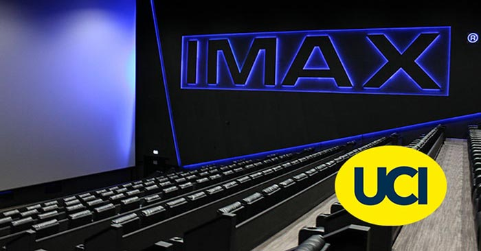 UCI IMAX Kinogutscheine