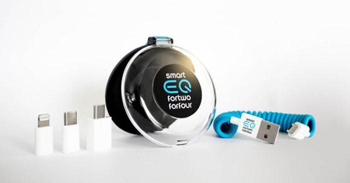 Gratis Universal USB-Ladekabel