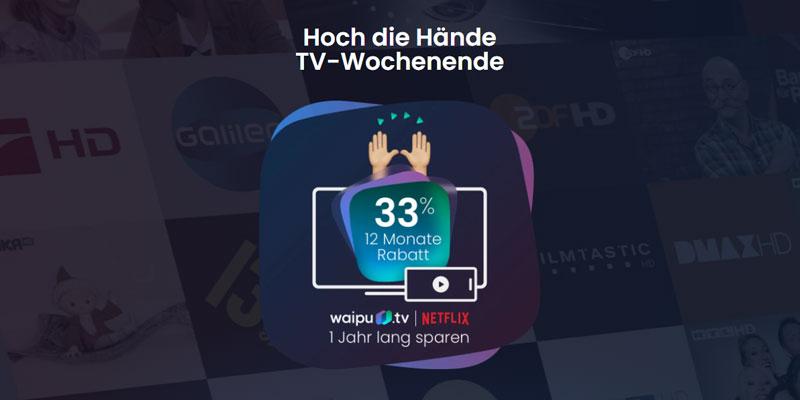 waipu.tv Perfect Abo