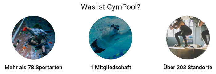 Was ist Gympool?