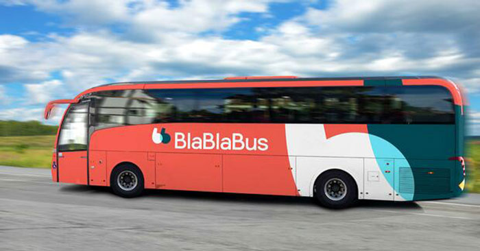 BlaBlaBus Aktion