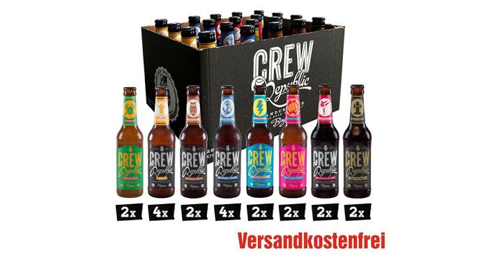 Crew Republic Craft Beer