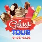 LIDL Gelatelli Tour