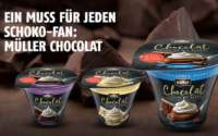 Müller Chocolat Pudding Cashback Aktion