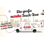 Nutella Truck Tour